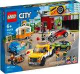 LEGO® City Tuning Workshop - 60258 | Legonull