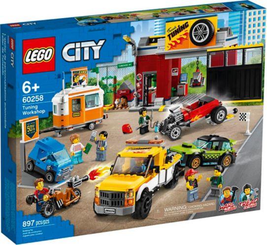 LEGO® City Tuning Workshop - 60258