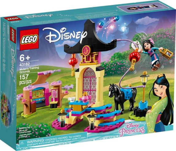 LEGO® Disney Mulan's Training Grounds - 43182