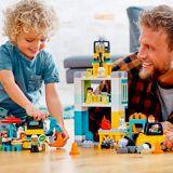 LEGO® DUPLO® Tower Crane & Construction - 10933 | Legonull