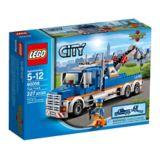 LEGO City, Le poste de police des marais, 707 pièces   Legonull