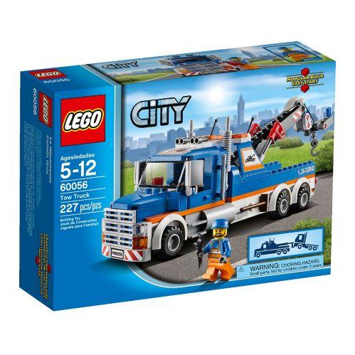LEGO City, Le poste de police des marais, 707 pièces Image de l'article