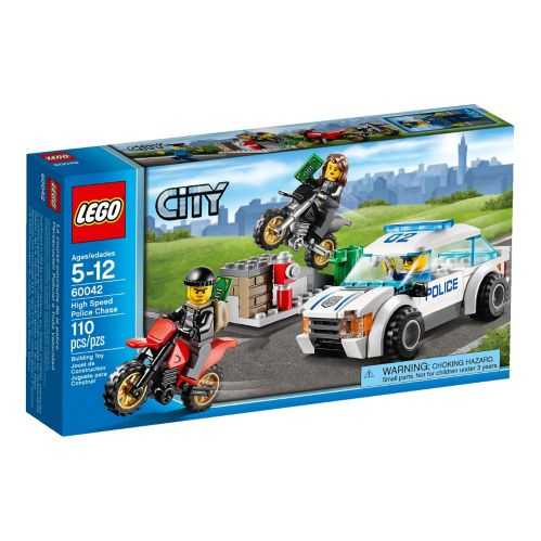 LEGO® City Helicopter Pursuit