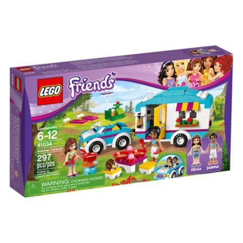 LEGO® Friends Stephanie's Beach House, 369-pcs