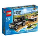 LEGO® City Surfer Rescue, 32-pcs | Legonull