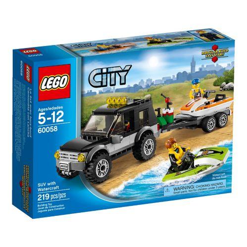 LEGO® City Surfer Rescue, 32-pcs