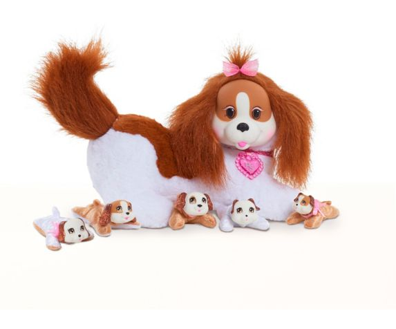 Puppy Surprise Plush, Assorted
