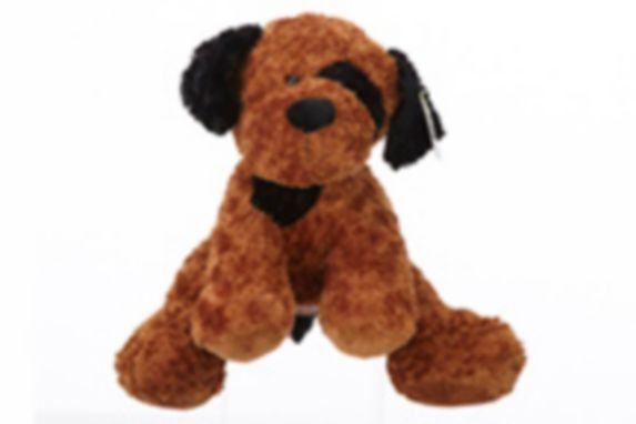 Plush Dog, 18-in