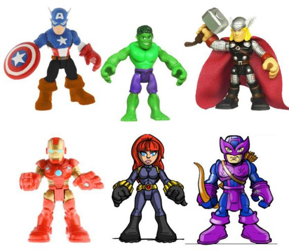 Avengers Multi-Pack Action Figures