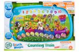 Magic Counting Train | Leap Frognull