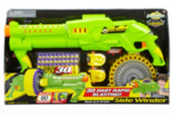 Side Winder Dart Gun