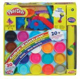 Play-Doh Super Rainbow Value Pack   Play-Dohnull
