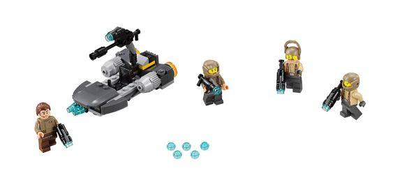 LEGO® Star Wars™ Resistance Trooper Battle Pack, 112-pc