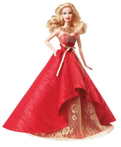 Barbie Holiday Collection Doll 2014