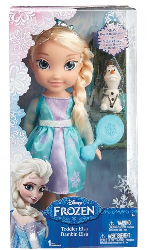 Disney Assorted Frozen Dolls, 13-in