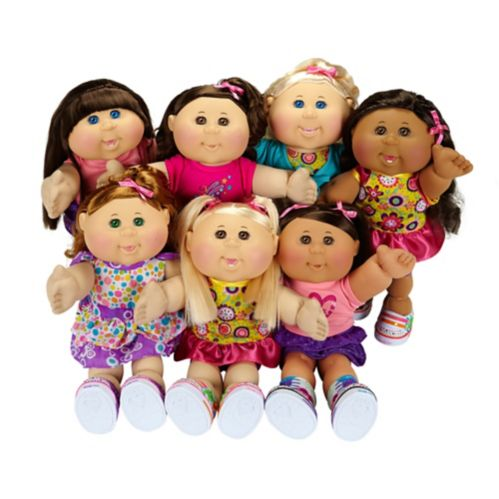 Assorted Cabbage Patch Twinkle Toes Dolls, 14-in