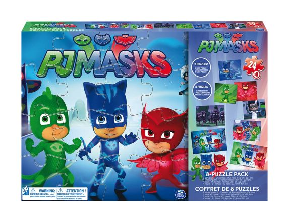 Licensed Kids' Puzzles, Assorted