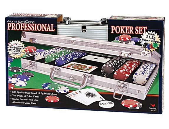 Poker Set, 300-pc