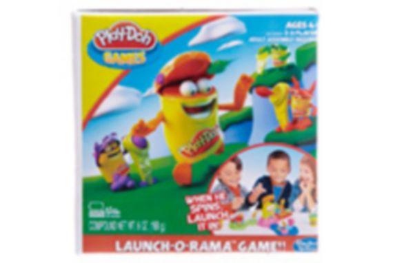 Play-Doh O'Rama Launch Game