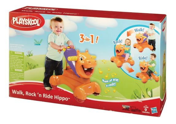 Playskool Walk Rock N' Ride On