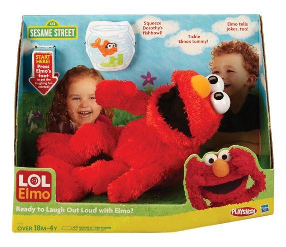 Laugh Out Loud Elmo Product image