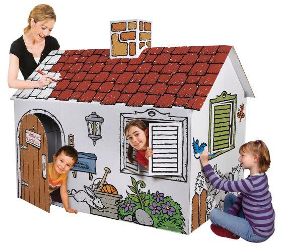 Colour N' Play House
