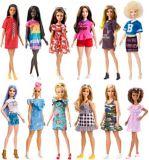 Poupées Barbie Fashionista, choix variés | Barbienull
