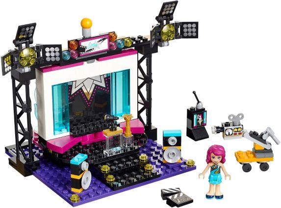 LEGO® Friends Pop Star TV Studio, 194-pc