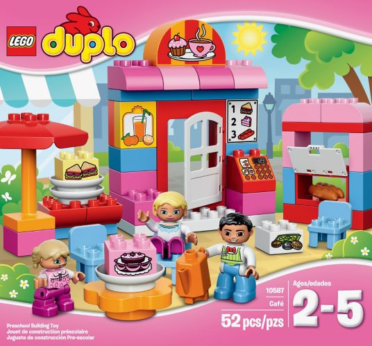 LEGO® Duplo Box of Fun, 65-pc, Green