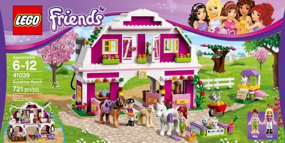 LEGO® Friends Sunshine Harvest