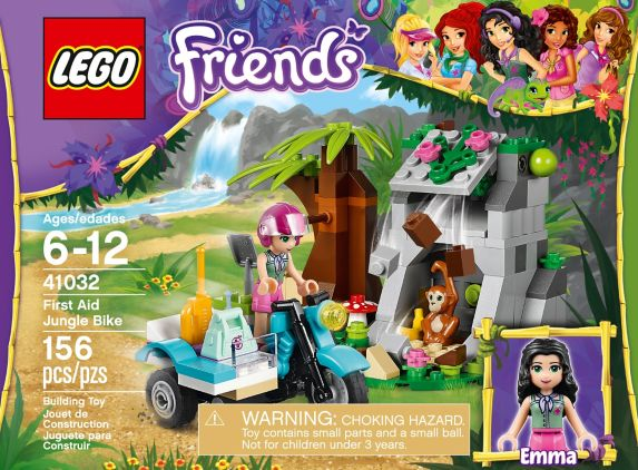 LEGO® Friends Emma's House, 706-pcs