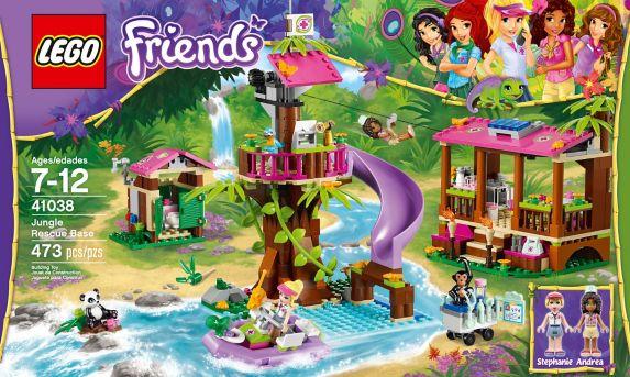 LEGO® Friends Jungle Falls Rescue