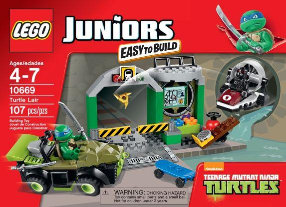 LEGO® Juniors The Princess Play Castle, 150-pcs