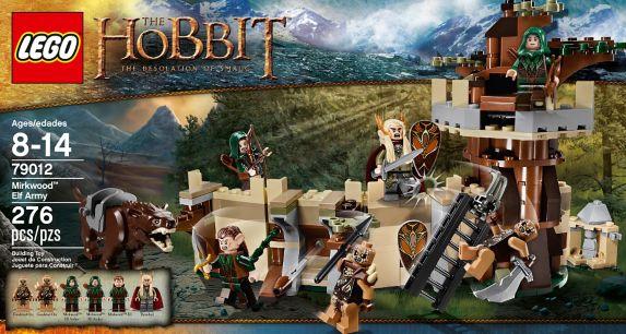 LEGO® Lord of The Rings Dol Guldur Battle, 797-pcs