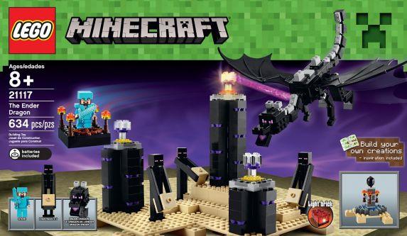 LEGO® Minecraft The Cave, 249-pcs