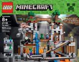 LEGO® Minecraft The First Night, 408-pcs | Legonull