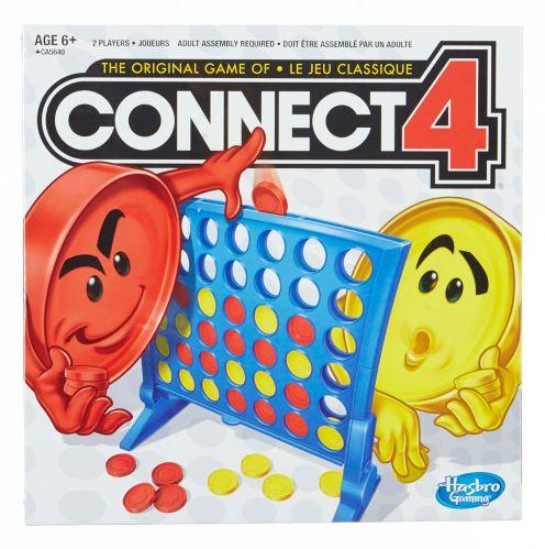 Jeu Connect 4 Image de l'article