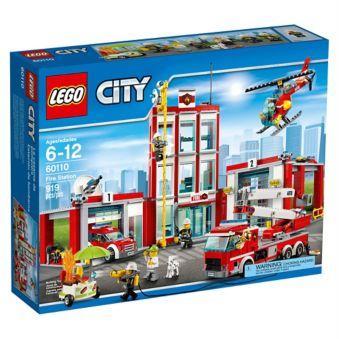 FireCaserne Des Tire Pompiers919 City Lego PiècesCanadian zpVUjMGLqS