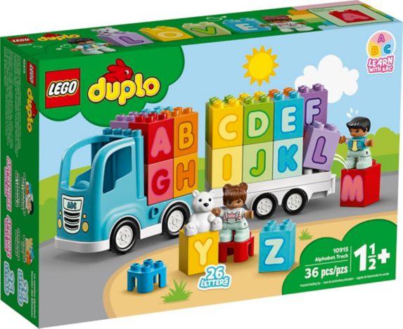 LEGO® Alphabet Truck - 10915 Product image