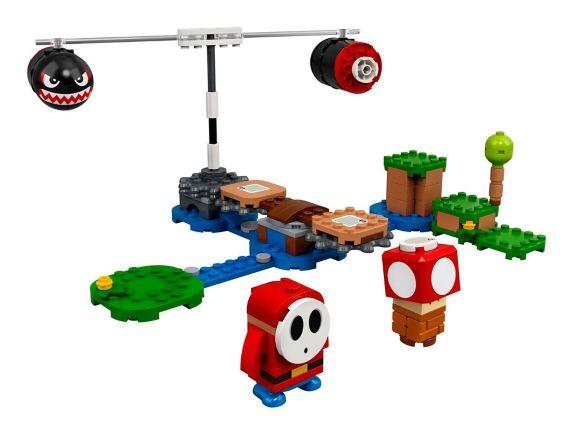 LEGO® Super Mario Boomer Bill Barrage Expansion Set - 71366