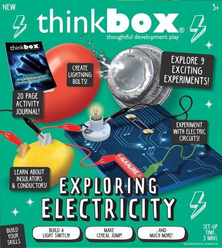 Think Box Exploring Electricity Kit