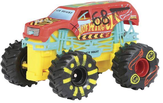 Camion téléguidé New Bright Monster Trucks Hot Wheels Demo Derby, 1:43 Image de l'article