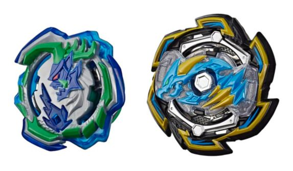 Beyblade Burst Rise HyperSphere Dual Pack, Assorted
