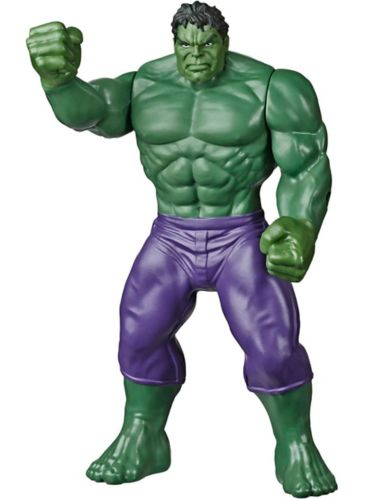 Marvel Project Olympus  Deluxe Hulk or Thanos Action Figure, Assorted