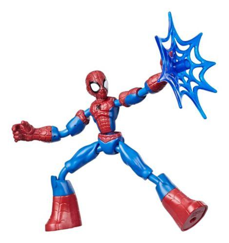 Marvel Spider-Man Bend & Flex Action Figure, Assorted Product image