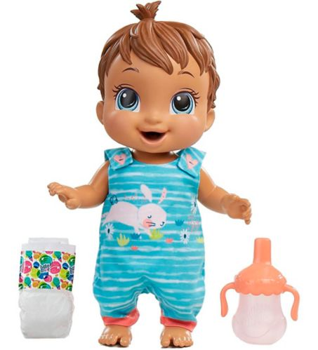 Baby Alive Baby Gotta Bounce Doll, Assorted