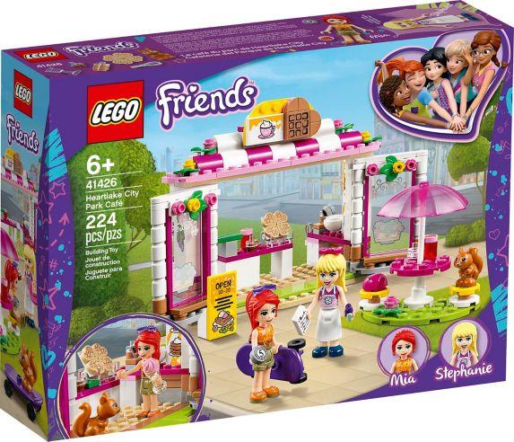 LEGO Friends, Le café du parc de Heartlake City, 41426 Image de l'article