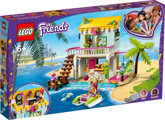 LEGO® Friends Beach House - 41428