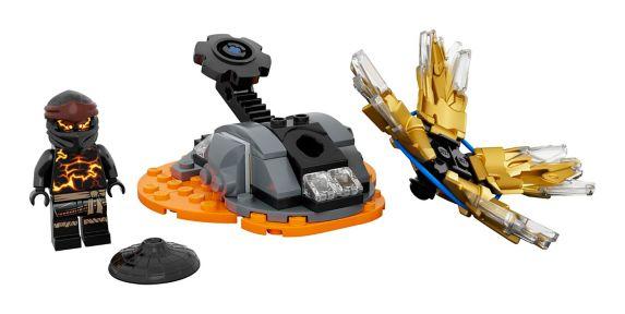 LEGO NINJAGO Spinjitzu Burst, Cole, 70685 Image de l'article