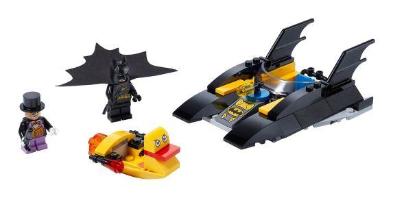 LEGO® DC Batboat The Penguin Pursuit! - 76158 Product image